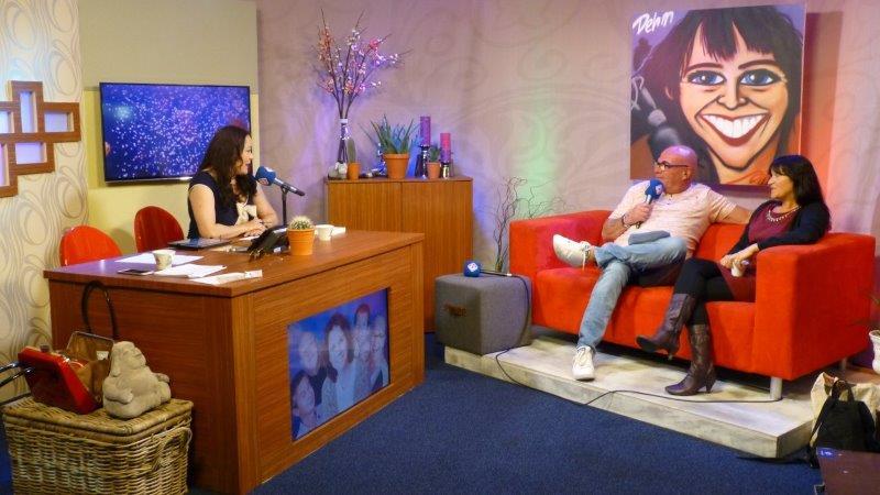 Radio-interview bij Omroep West op 6 mei 2016