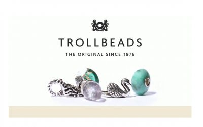 Gedicht jubileumuitgave Trollbeads 40 jaar