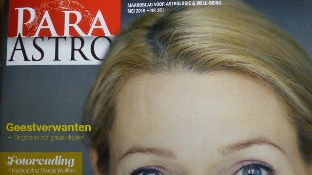 Interview Para-Astro, artikel over Geestverwanten