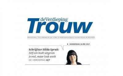Hilda Spruit ambassadeur voor BoekenSpot.nl