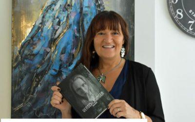 Hilda Spruit presenteert tweede boek / Streekblad Zoetermeer 15-10-2020