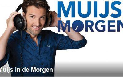 Radio-interview met Bas Muijs over paranormale verschijnselen 17-11-2020