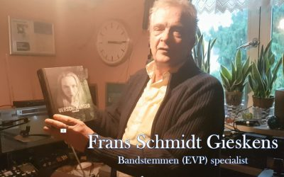 Frans Schmidt Gieskens Bandstemmen-specialist over Verschijningen