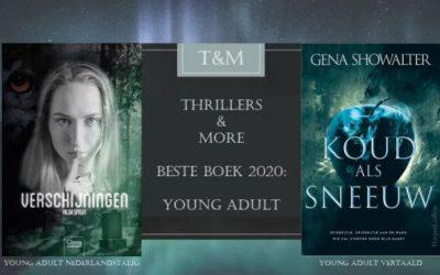 Beste Young Adult Nederlandstalig – 2020 – Thrillers and More